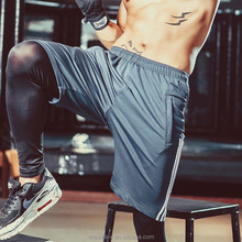 Men 's gym dry fit boxer shorts loose custom tight basketball running beach pants men jogger pants