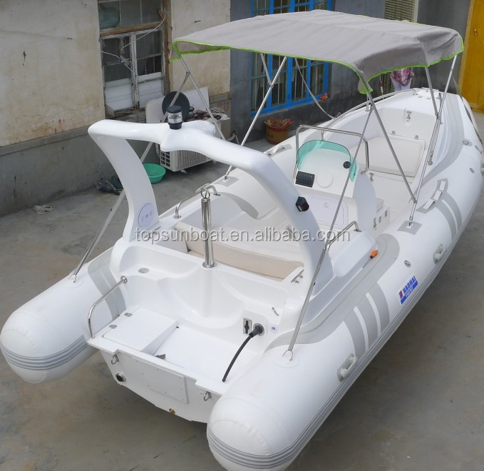Hard Bottom Inflatable Dinghy