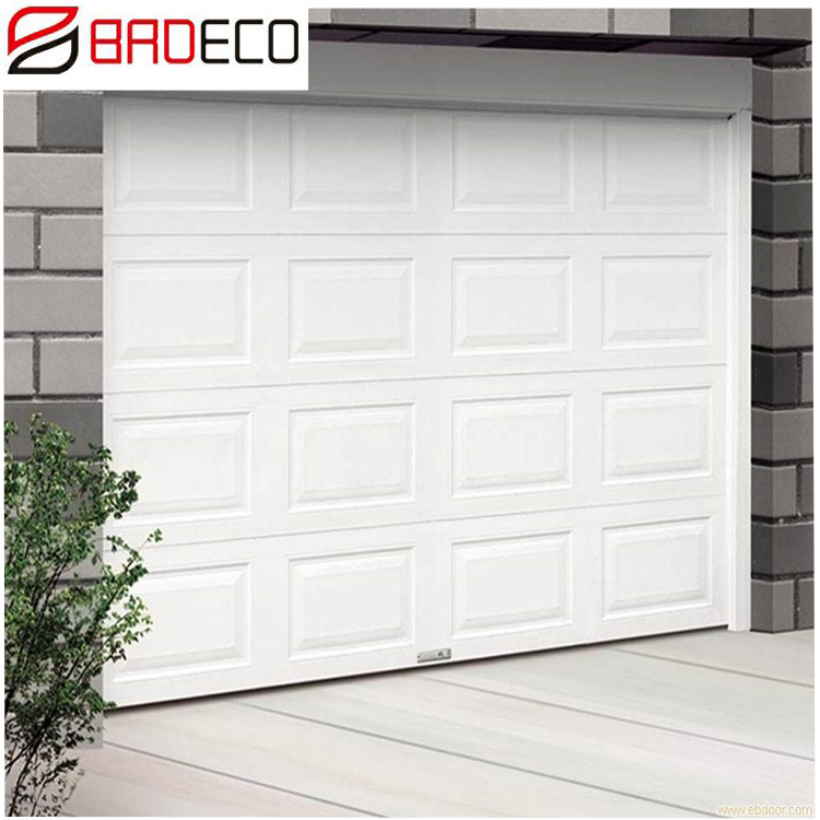 Best Selling Luxury Automatic Residencial Vertical Folding Garage Door