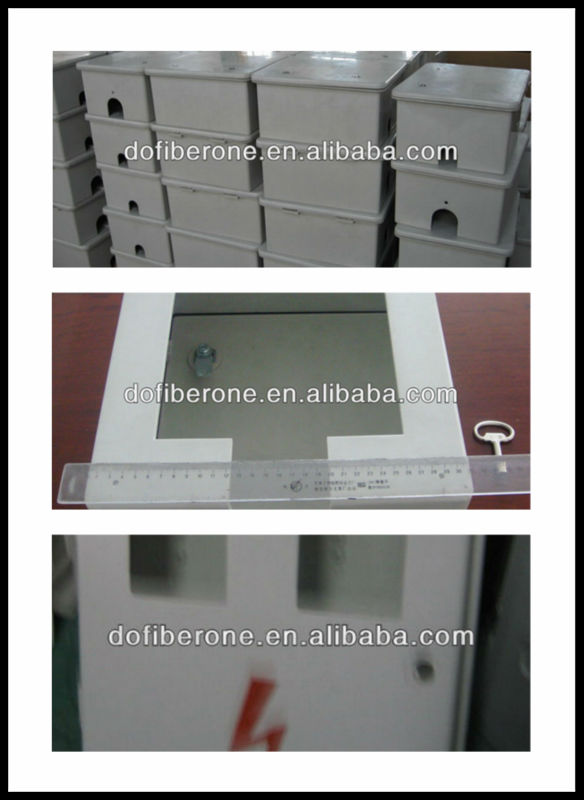 fiberglass SMC electric meter box