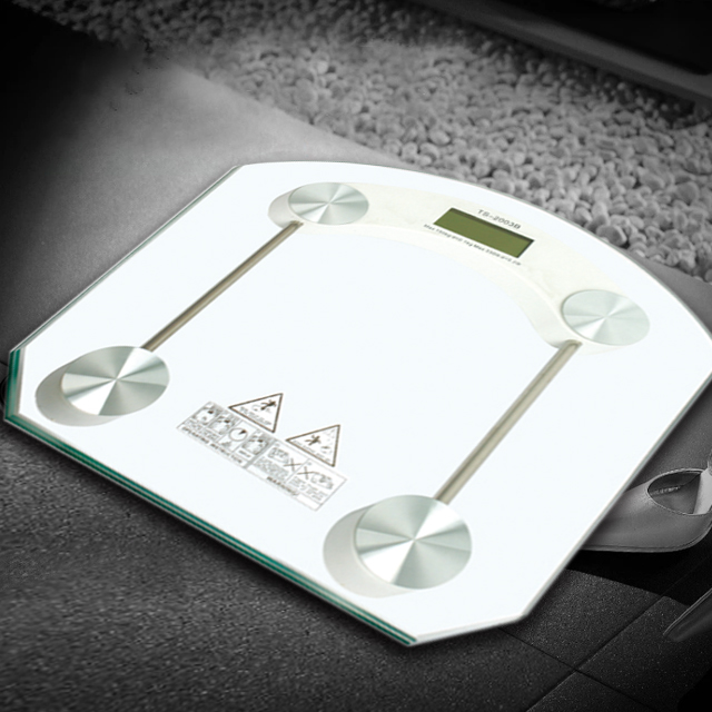 Hot sale good quality alibaba  bathroom 180kg body weighing unique glass electronic china weight scale