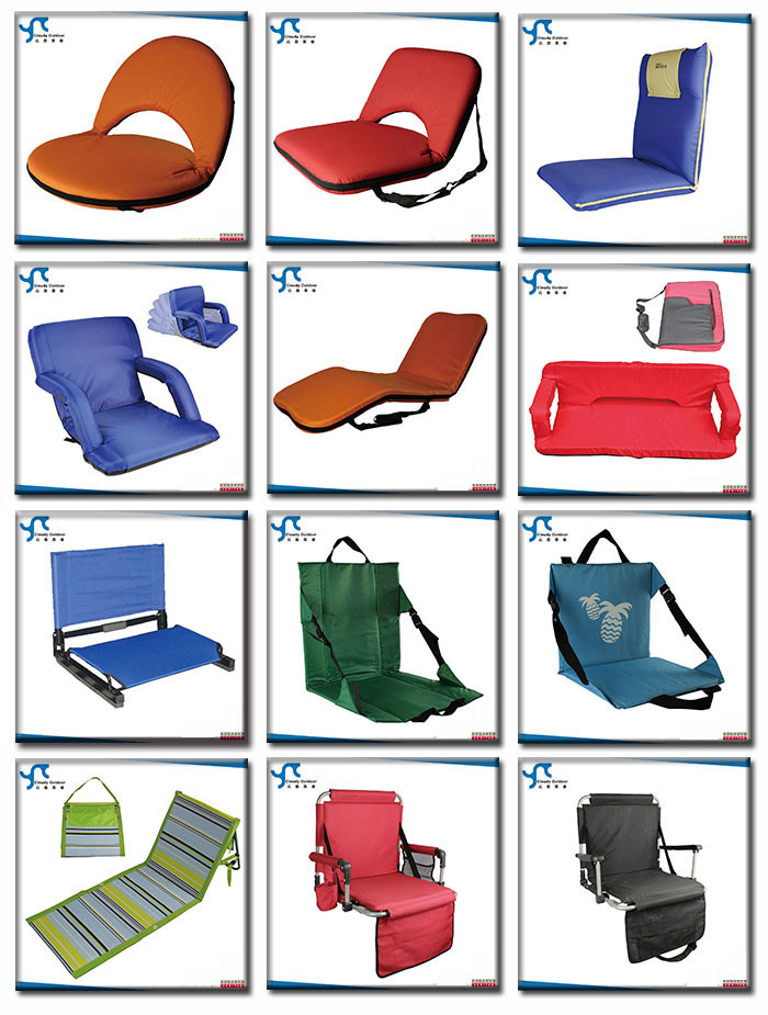 Remarkable Outdoor Fabric Cover Collapsible Padded Folding Camping Inzonedesignstudio Interior Chair Design Inzonedesignstudiocom