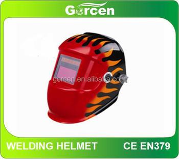 En 379 Custom Welding Helmet