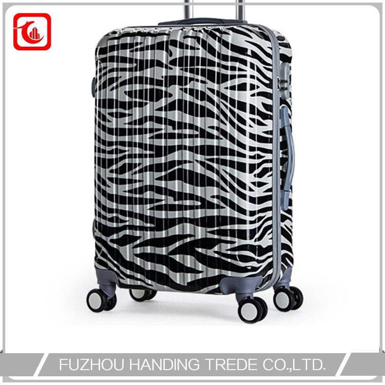 Zebra Suitcase, Zebra Suitcase Suppliers and Manufacturers at ...