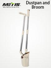 8047 Model floor plastic mini broom and dustpan set