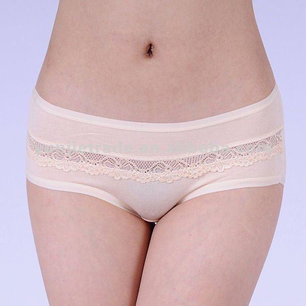 Ladies Sxy Modal Panties Underwear Women Hot Open Female Lingerie