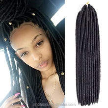<span class=keywords><strong>Synthétique</strong></span> Faux Locs Crochet <span class=keywords><strong>Extensions</strong></span> <span class=keywords><strong>De</strong></span> <span class=keywords><strong>Cheveux</strong></span> Tresses <span class=keywords><strong>Cheveux</strong></span> Dreadlock
