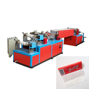 Factory direct adjustable-speed multifunction automatic cigarette paper machine machine to rolled cigarettes paper QQ-285