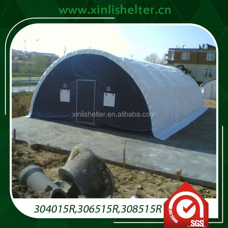 Inflatable Building Tent Portable Garage