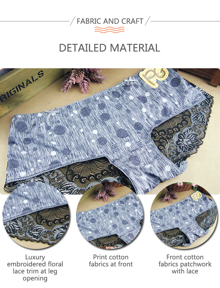 mature comfortable fancy womens lace underwear for sale