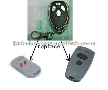 2- Buttons 433mhz Marantec Garage Door Opener,Remote Controller ...