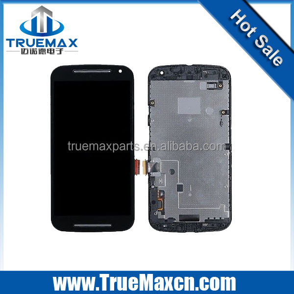 Wholesale Price Mobile Phone LCD display for Motorola Moto G2 LCD Assembly