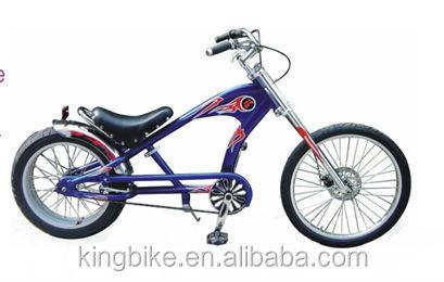 Cool Chopper Bike With Fat Tire Kb-c-m09