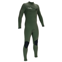 Chest Zip water absortion surf glue neoprene wetsuits