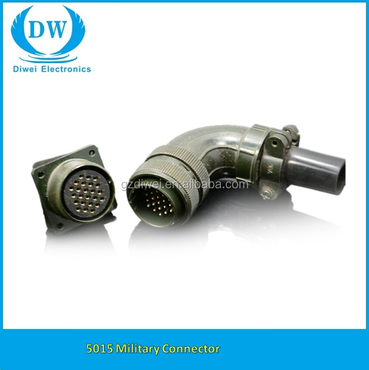 Amphenol military MIL -C- 5015 series connector MS3108