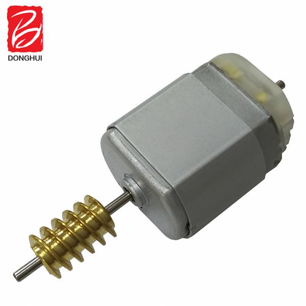fc-280 electric toy motor double shaft dc motor fc 280sc 18180 for door lock