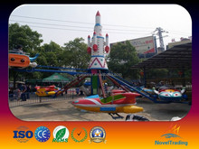 Factory price funfair amusement rides jet aeroplane ride for sale