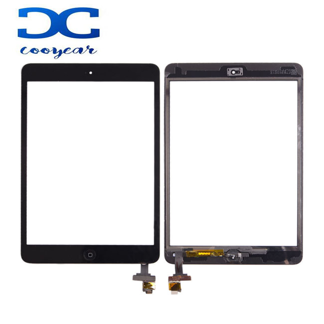 Touch Screen 대 한 iPad Mini 2 Touch Screen 디지타이저 와 IC Assembly 교체
