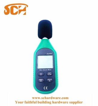 Professional Precision Mini Noise Meter Sound Level Meter Decibel Meter -  Buy Noise Meter,Sound Level Meter,Decibel Meter Product on Alibaba com
