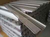 Perforated metal mesh Gutter leaf guards