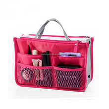 Makeup bag cosmetic Organizer Bags For Women Toiletry Kits Travel Bags Ladies