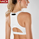 High Quality Ladies Sports Bra New Style Sexy Women Active Wear Wholesale Elastic Yoga Bra