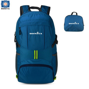 35L Foldable backpack waterproof durable nylon top products hot selling travel camping backpack