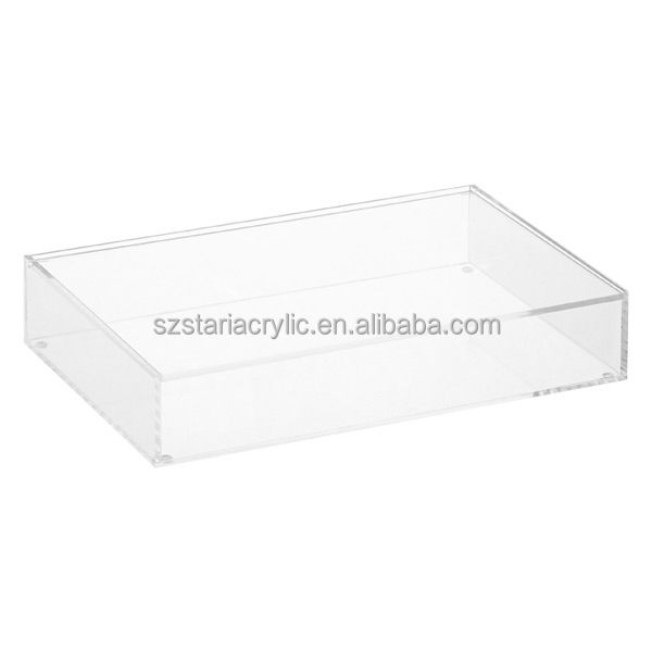 Clear Acrylic Storage Boxes, Clear Acrylic Storage Boxes Suppliers And  Manufacturers At Alibaba.com