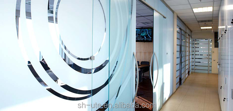 Vinyl Sticker Digital Printing Decal Window Pvc Glass Sticker - Vinyl stickers for glass doors