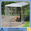 Foldable easily cleaned new design large beautiful eco-friendly and stocked outdoor pet house/dog kennels