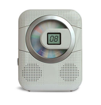 Bc 700da Portable Stereo Waterproof Shower Dab Fm Digital Radio Speaker With Cd Player