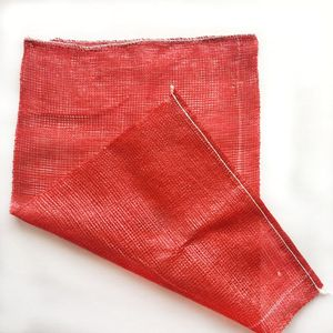 Manufacturer price 50*80 red onion PP mesh bag for fruits and vegetable package