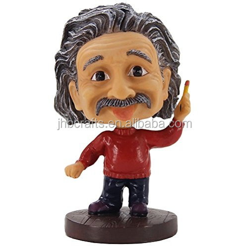 Albert Einstein Bobble head Aangepaste bobble head