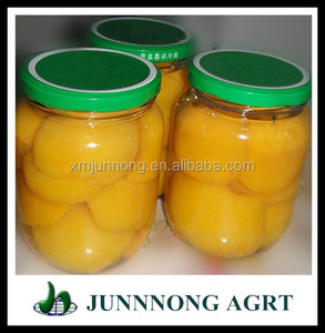 Top quality canned yellow peach