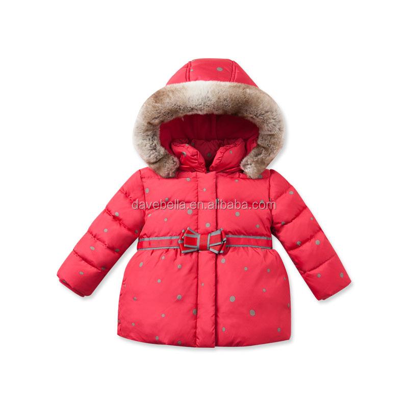ba6f6921e DB2956 dave bella 2015 winter infant coat baby girls down jacket padded  jacket outwear girl warm down coat down jacket, View baby girls winter  padded ...