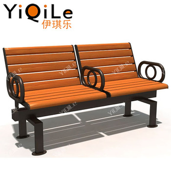 Attractive Garden Bench Wood High Quality Bench For Public Park