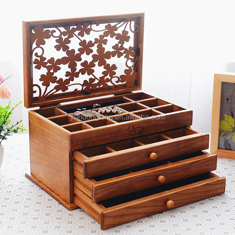 Custom Decorative Ethnic Mens Vintage Chinese Antique Wood Jewelry Box Buy Wood Jewelry Box Antique Jewelry Box Wholesale Jewelry Box Product On Alibaba Com