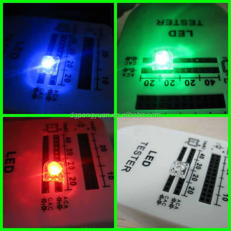 5mm 4-pin Super Flux Led Piranha Red/blue/green/rgb ( Ce & Rohs ...