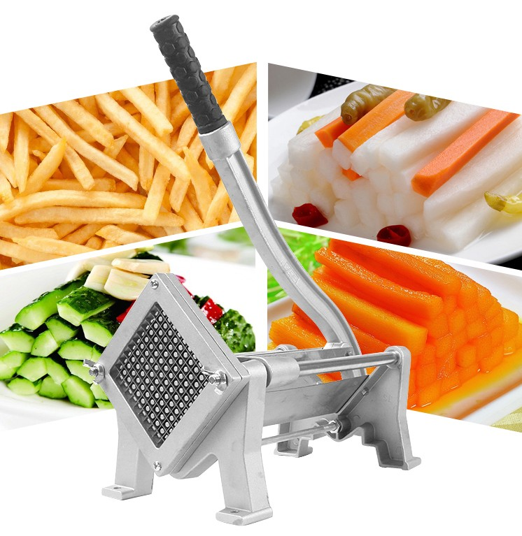 High quality manual vegetable processor with cube cutter manufacturer