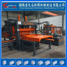 Fly Ash Brick Raw Material and Paving Block Making Machine Type Bricks Plant eco block machines