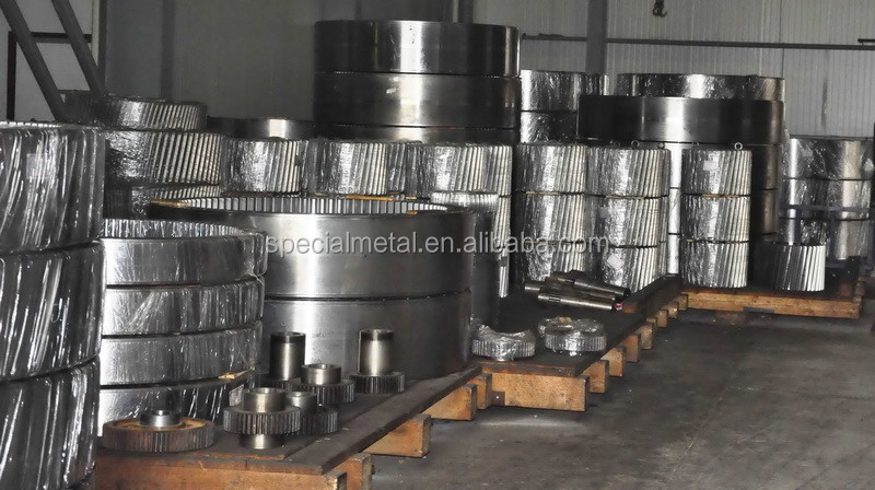 cast steel cast iron transmission gear