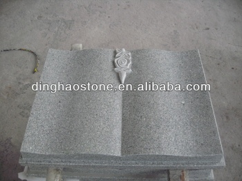 Libro estilo granito barato monumento cementerio foto for Granito barato precio