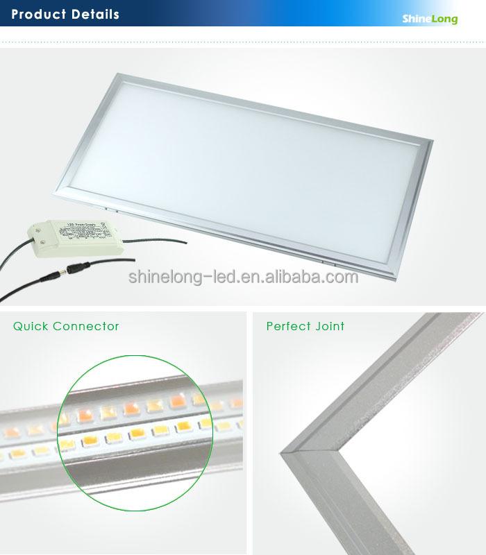 Tuv Ul Listed 300x300 600x600 Led Panel Light
