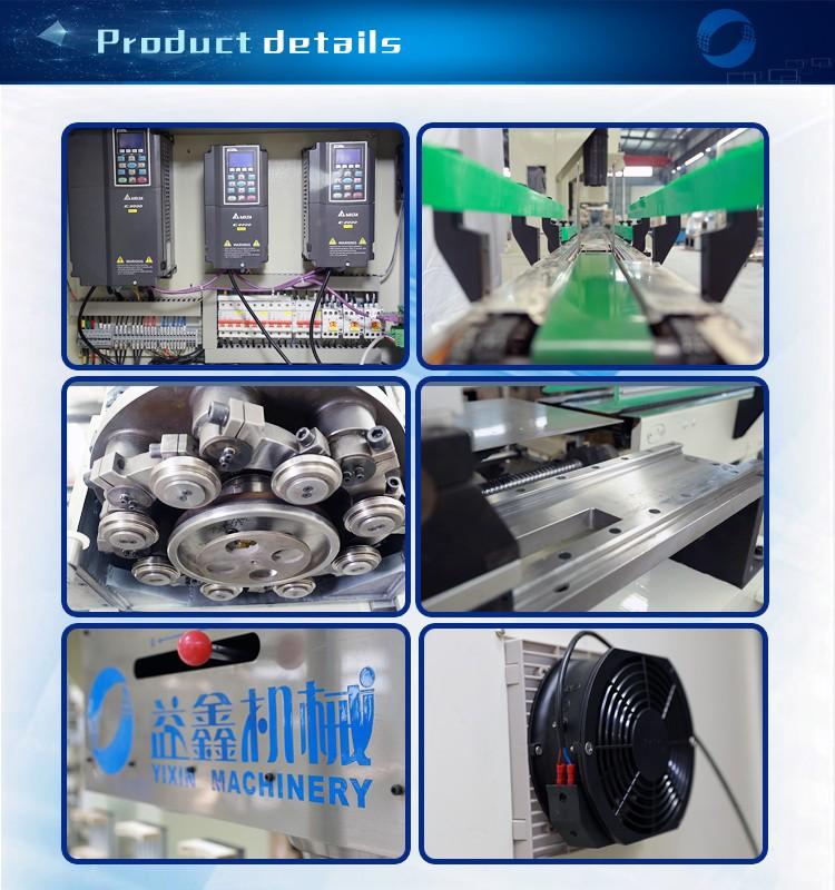 Yixin Tecnologia di vendita Calda barattolo di latta di imballaggio macchina