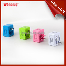 Wonplug Mini all in one super performance free sample could be provided travel smart adaptor