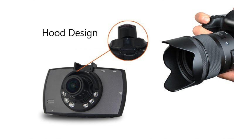 "2017 Best Price Car DVR Camera G30 2.7"" Full HD 1080P 140 Degree Recorder Motion Detection Night Vision Dash Cam"