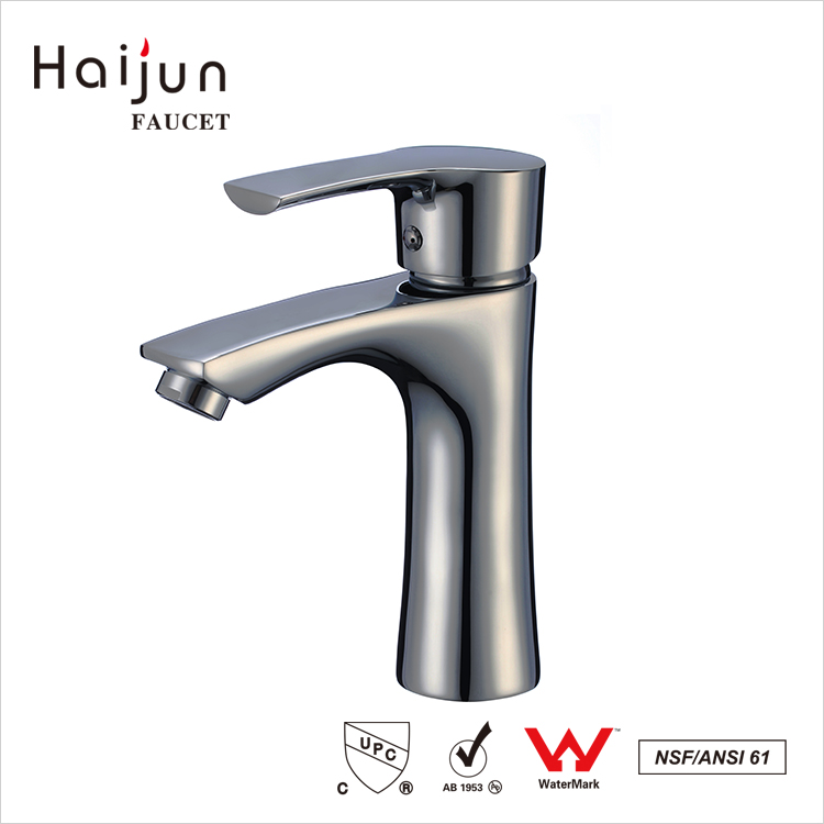 Haijun Cheap Products cUpc Single Handle Basin Faucet For The Bathroom