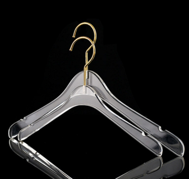 luxury acrylic hangers for clothes