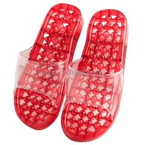 Women Lady Slippers Bath Shower Shoes Indoor Anti-Slip Sandals Slide Home
