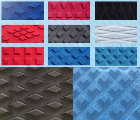 Tuoho Anti Slip Surface Eva Foam Material Traction Pad